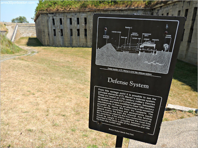 Fuerte Warren: Outer Defenses