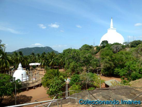 Pagodas de Mihintale