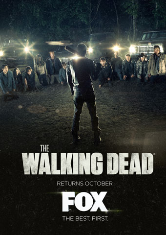 Assistir Série The Walking Dead – Todas as Temporadas