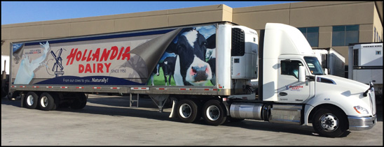 Hollandia Dairy  Kenworth T680
