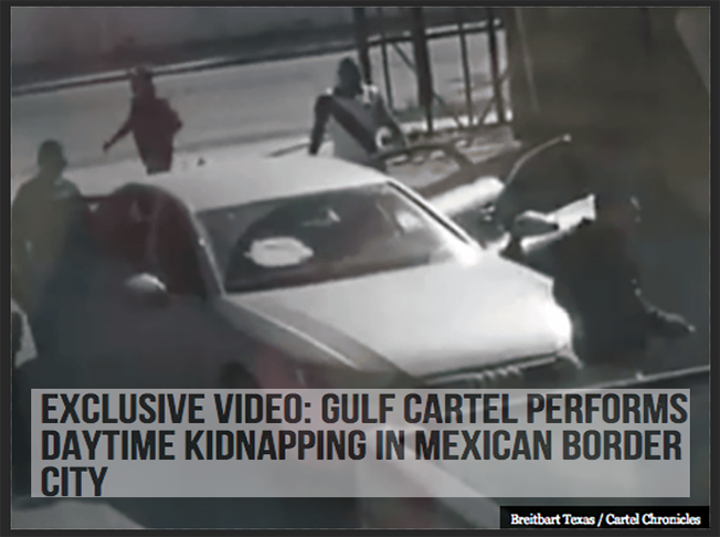 "VIDEO: CARTEL del GOLFO ""SECUESTRA REYNOSA"" a PLENA LUZ del DIA."