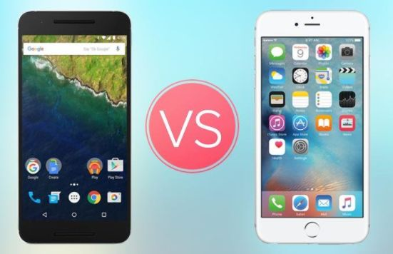 which is better android or iphone 3 reasons an android phone is better than an iphone 2262