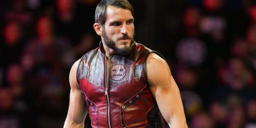 Match For Next Week Stopped Due To Bad Bump By Johnny Gargano At Tonight's Tapings