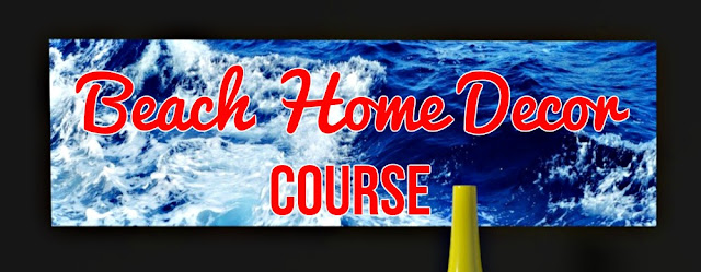 Beach home decorcourse