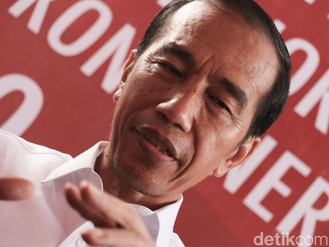 Jokowi Investor Utama Penyumbang Kegaduhan