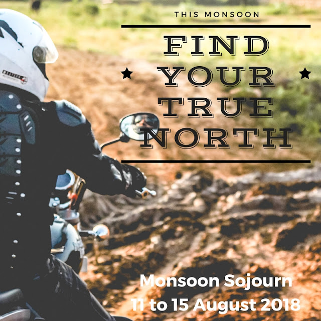 Monsoon Sojourn From Western Motorsports - Find Your True North