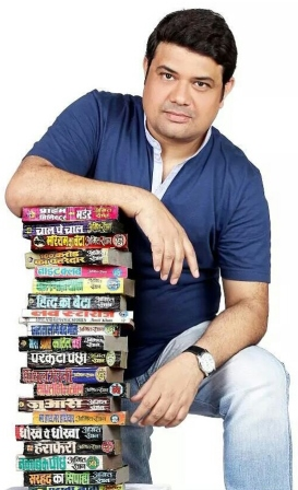 Books to Bollywood : Amit Khan,a Most sought Writer