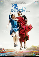Nil Battey Sannata 2016 720p Hindi DVDRip Full Movie Download