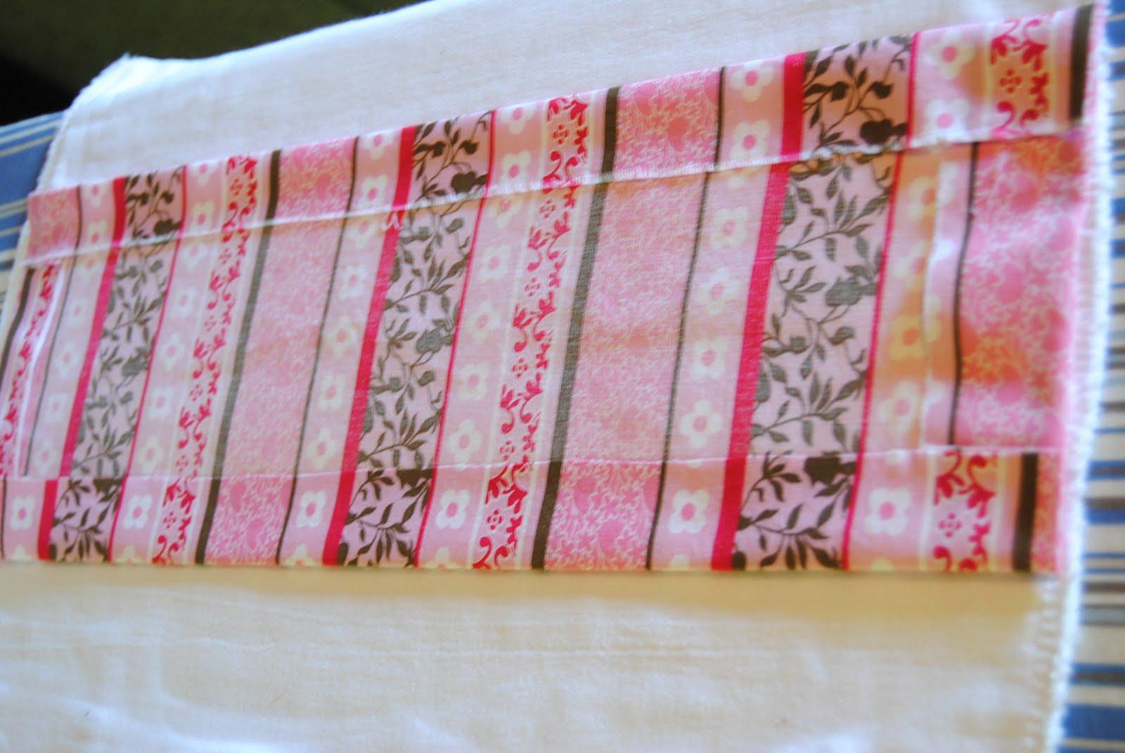 Handmade burp cloths tutorial save baditri Image collections