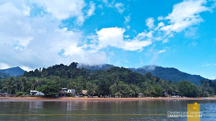 Koh Chang East Coast Beach