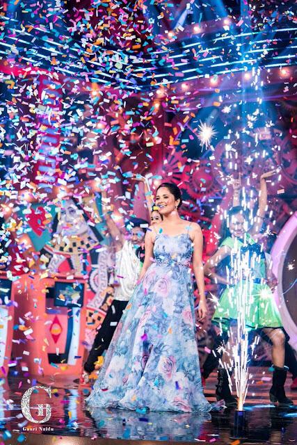 Anchor Anasuya Latest Photos for Jackpot 2 TV Show