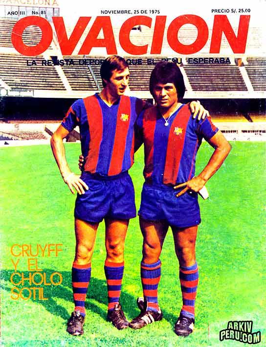 EL SALSERO: Johan Cruyff (1947