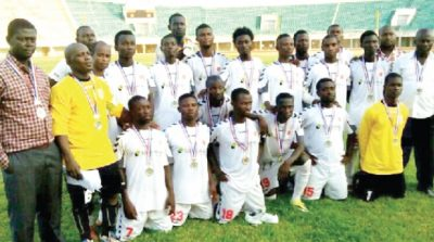 Nigeria's National Deaf Team Visa
