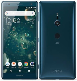 Download Firmware Sony Xperia XZ2 SOV37 (Stock ROM)