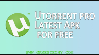 uTorrent Pro Apk v5.2.2 Free Download
