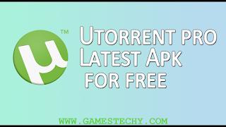 uTorrent Pro Apk v5.2.2 Free Download