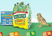 Logo Uliveto e Rocchetta. Concorso ''Cancella e vinci'' oltre 10.000 buoni spesa e 20 uccellini d'oro!
