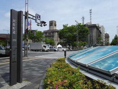 河原町通 京都市役所