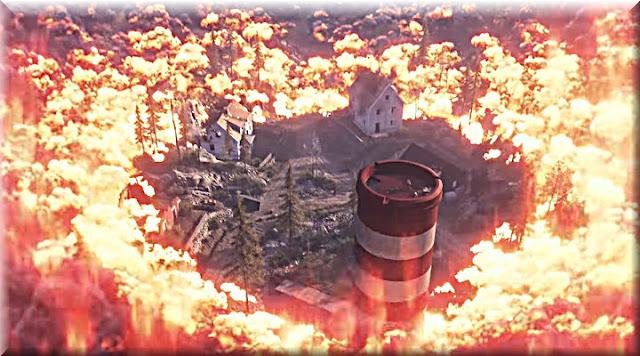 Firestorm, bir battle royal dünyanın hayatta kalma mücadelesini Battlefield'ın gerçek savaş atmosferine taşıyor.