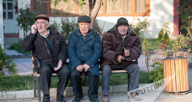 La población de Armenia está envejeciendo rápidamente