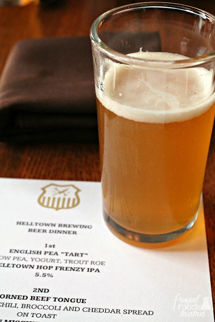 With an innovative menu filled with funky cuisine and a bar that offers a wide selection of craft beers on tap, Station is one of the many new restaurants that is putting Pittsburgh on the national foodie map.