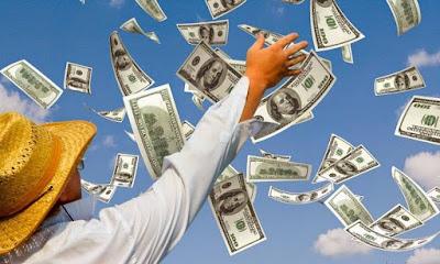 Berambisi Cepat Mendapatkan Uang dari blog - Panduan Belajar Blog Pemula
