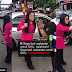 'Saya beli makanan untuk OKU, salahkah!?' Wanita tak puas hati tayar keretanya dikunci kerana parkir di zon larangan