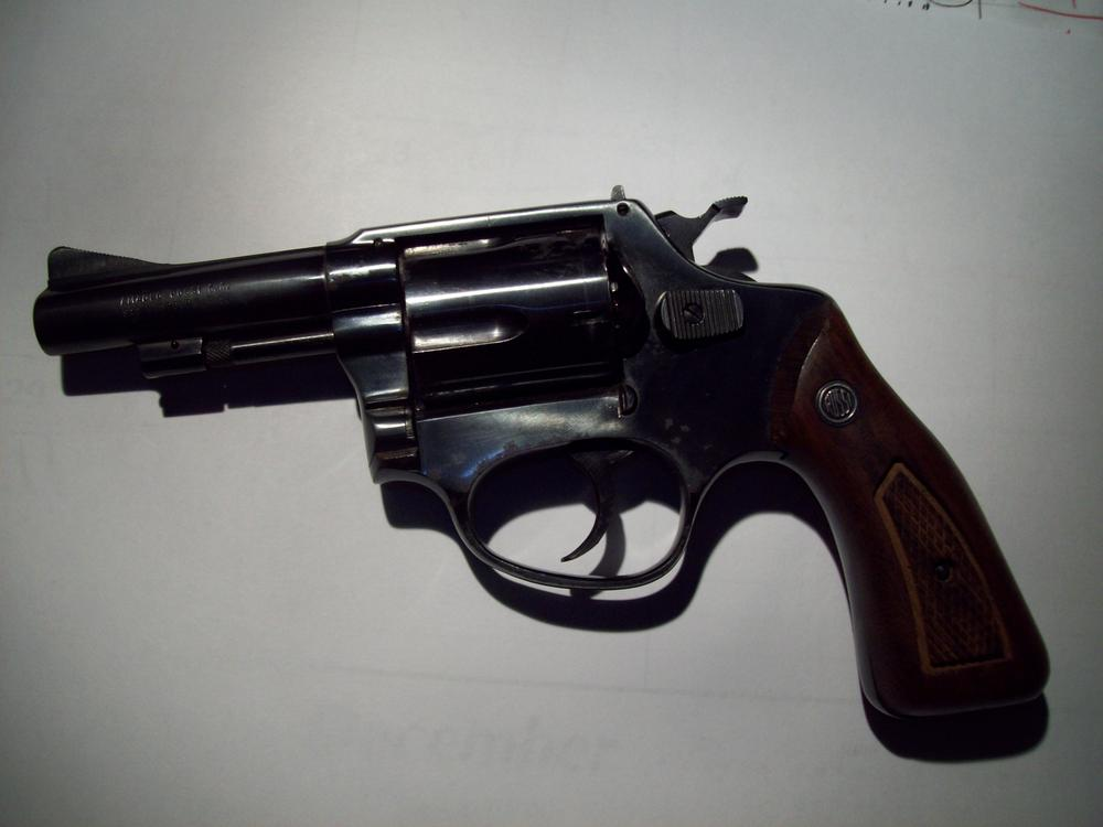 Old Rossi 38 Special – Billy Knight