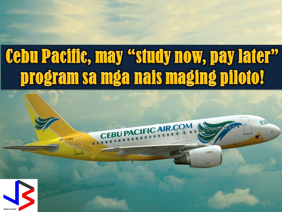 Being a pilot is considered to be one of the most rewarding aviation careers and professions. Many people dream to fly an aircraft but only a few become licensed or registered because this thing is not easy. Lack of finances is one of a major problem since this course is considered to be expensive.  According to Captain Samuel Avila, vice president of Flight Operations of Cebu Pacific in PTV News, for someone to become a pilot, he or she needs to prepare P2 million to P3.8 million for a 12-month training program.  Avila added, pilot training is a high-risk investment because there is no guarantee for employment in spite of expensive training fees.