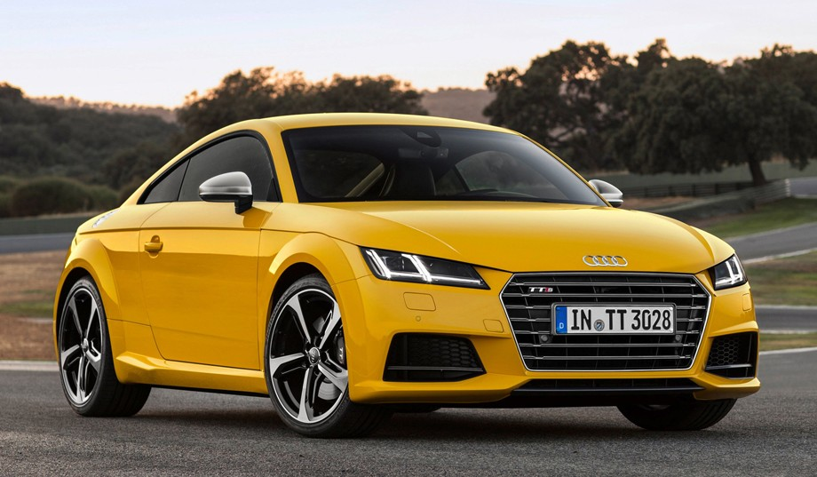 2017 audi tt review cars reviews rumors and prices. Black Bedroom Furniture Sets. Home Design Ideas
