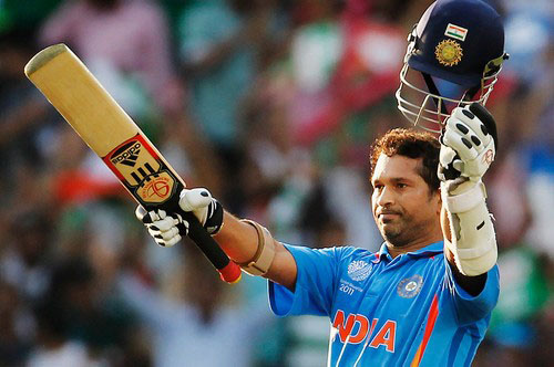SR Tendulkar most sixes in odi