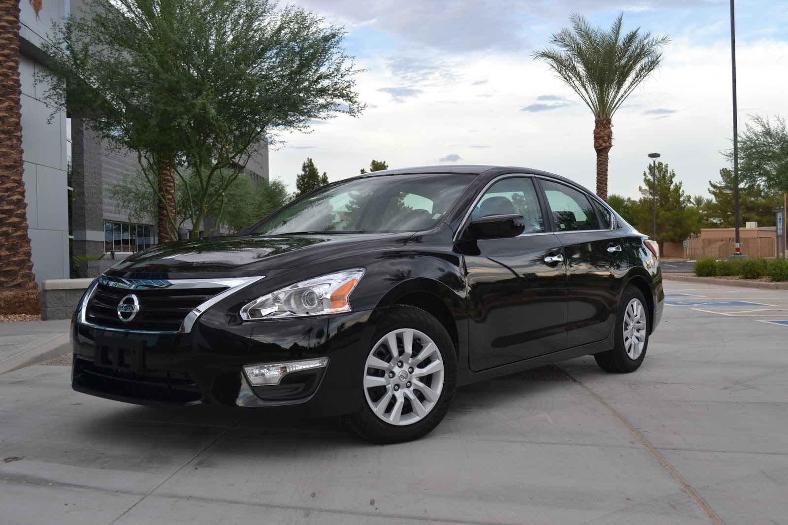 2013 Nissan Altima S 6th Gear Motor Reviews