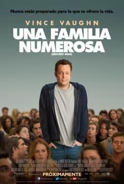 Una Familia Numerosa en Español Latino