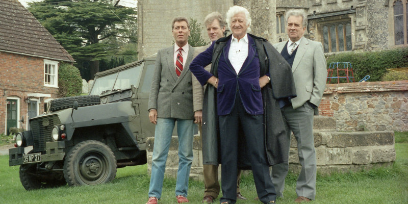 The Daemons of Devil's End: A Doctor Who Classic And Its Legacy