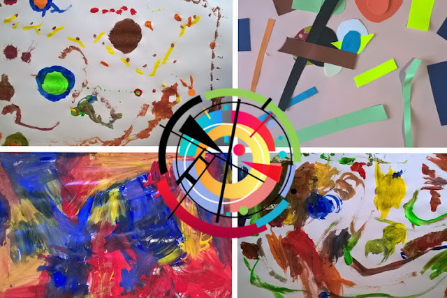arte kandinsky per bambini