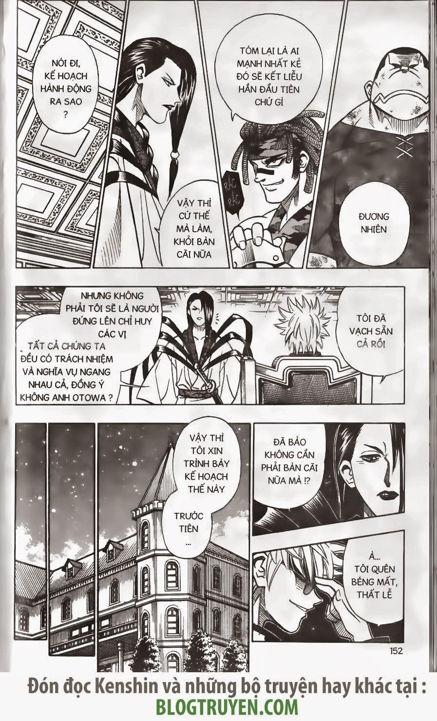 Rurouni Kenshin chap 156 trang 9