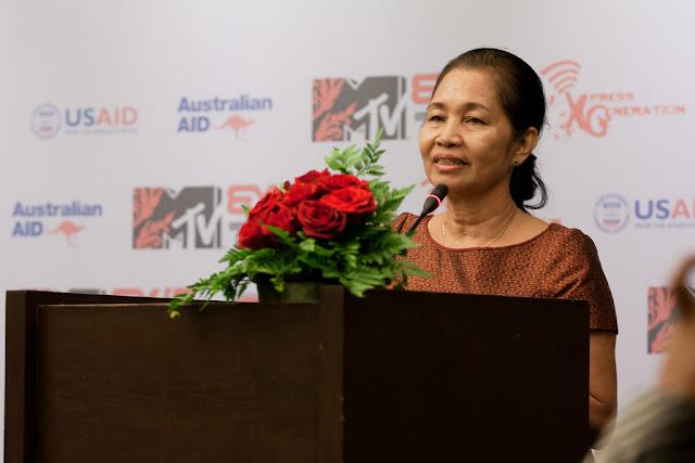 Mme Chou Bun Eng