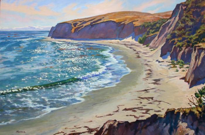 Пейзажи Калифорнии. John Comer 3