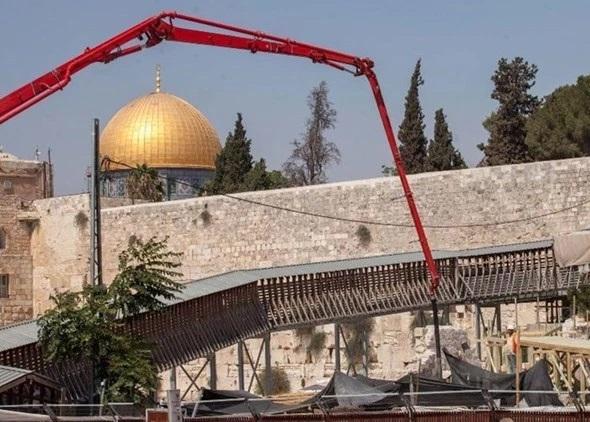 Pembinaan 'Kedem – City of David' Bakal Ancam Masjidil Aqsa