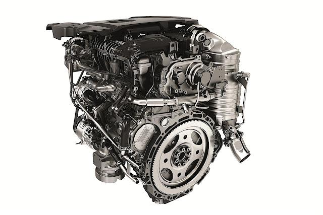 Motor Diésel de 2.0 Litros Ingenium