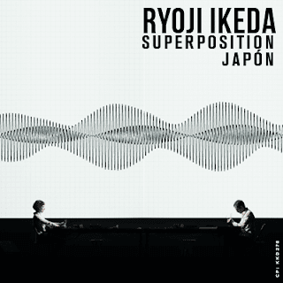 OBRA MULTISENSORIAL SUPERPOSITION DEL ARTISTA RYOJI IKEDA