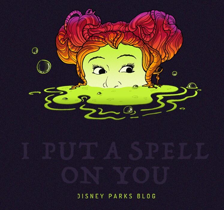 Disney at Heart: Hocus Pocus Wallpaper