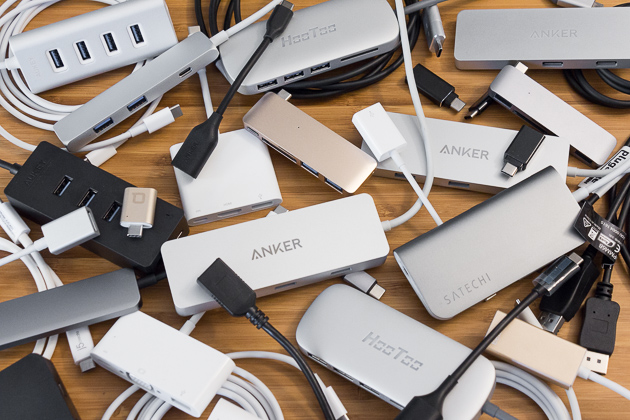 Best USB-C Adapters, Cables, and Hubs to Connect Old Accessories to Your New Laptop
