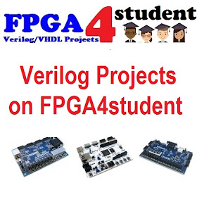 Verilog Projects - FPGA4student com