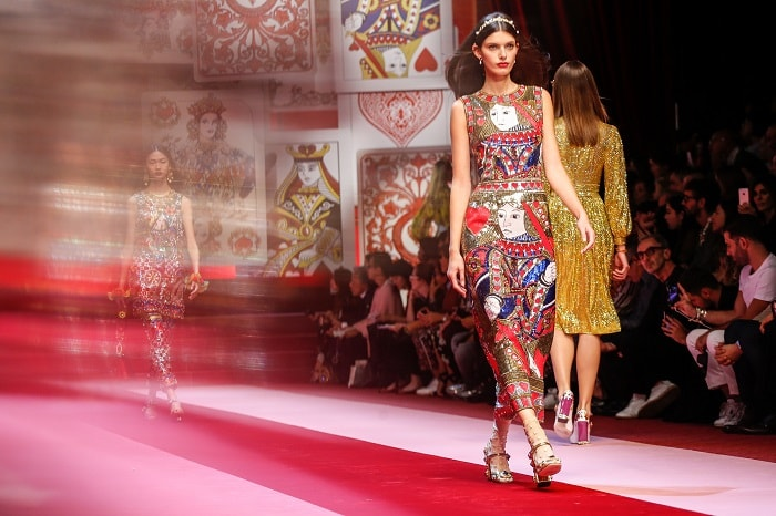 Dolce and Gabbana SS2018