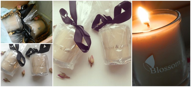 Review: Blossom & Jasmine Candle
