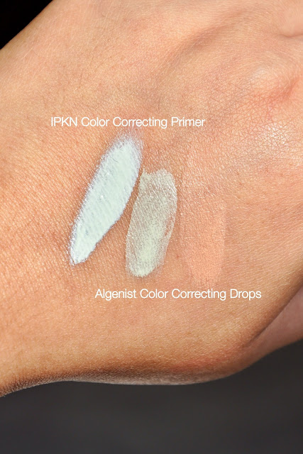 IPKN Color Correcting Primer Broad Spectrum SPF 15
