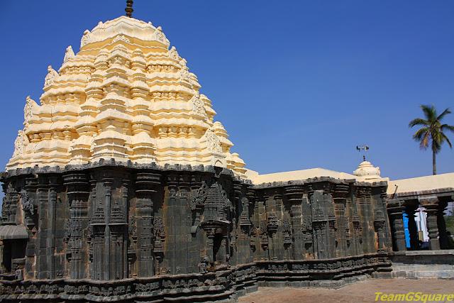 Sri Mallikarjuna Swamy Temple, Kuruvatti