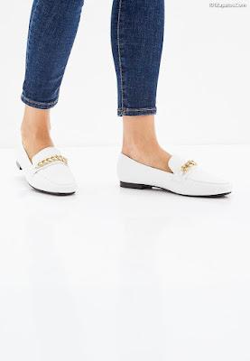 Zapatos de mujer de vestir sin tacón