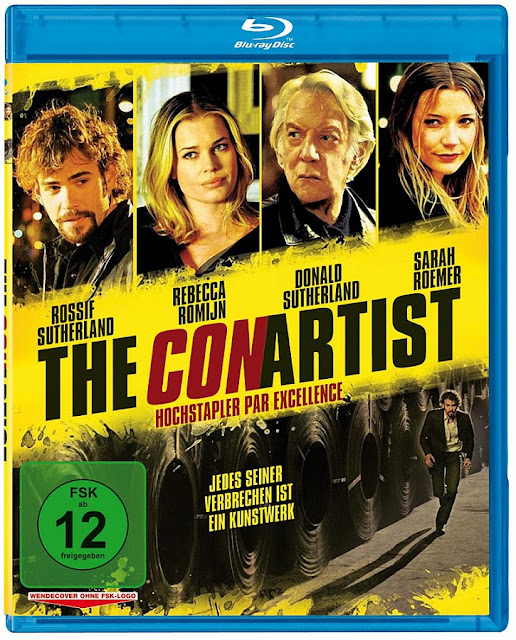 The Con Artist 2010 Full Movie English 250MB BRRip 480p